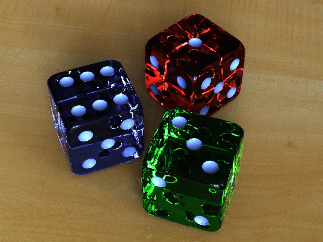 Как сделать кубик судьбы